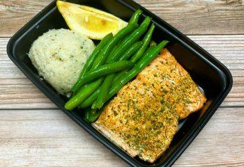 Salmon Basic No Carb