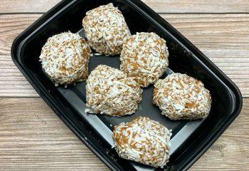 Coconut Protein Balls