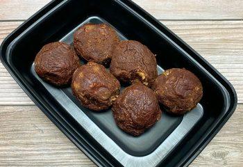 Fudge Protein Balls