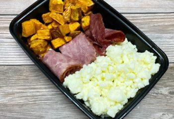 Turkey Bacon & Egg Whites