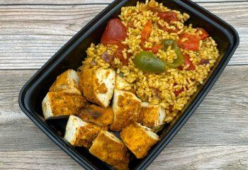 Chicken Kebab Bowl